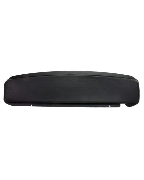 Under Hood Wiring Cover in Black Fibreboard