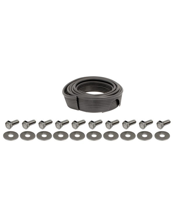 Front Wing Beading and Stainless Steel Fixing Kit