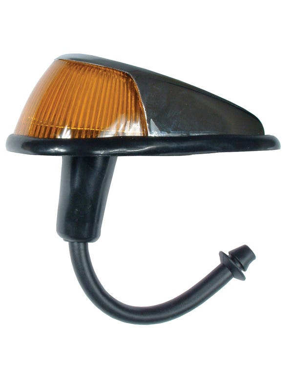 Front Indicator Assembly with Amber Lens and Seal
