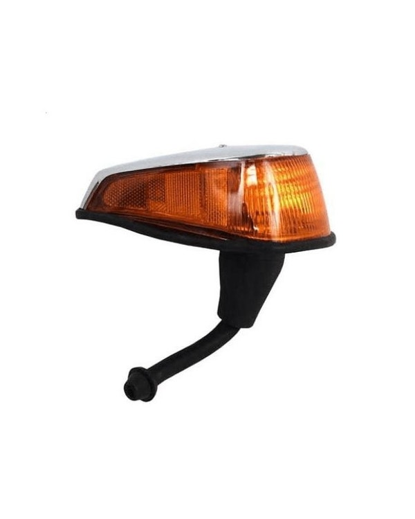 Front Indicator Assembly with Amber Lens Right with Seal US Specification