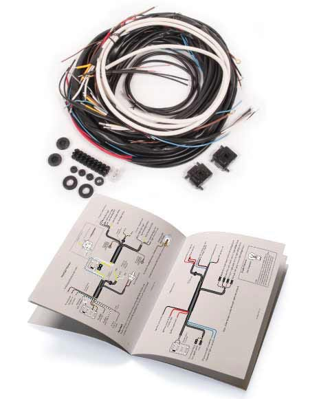 Wiring Loom Complete for Left Hand Drive US Specification Model