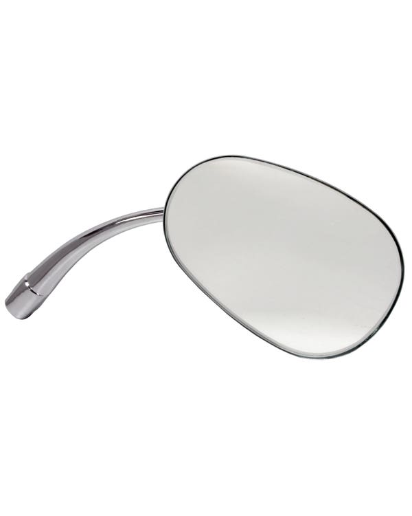 Oval Door Mirror for the Right Side