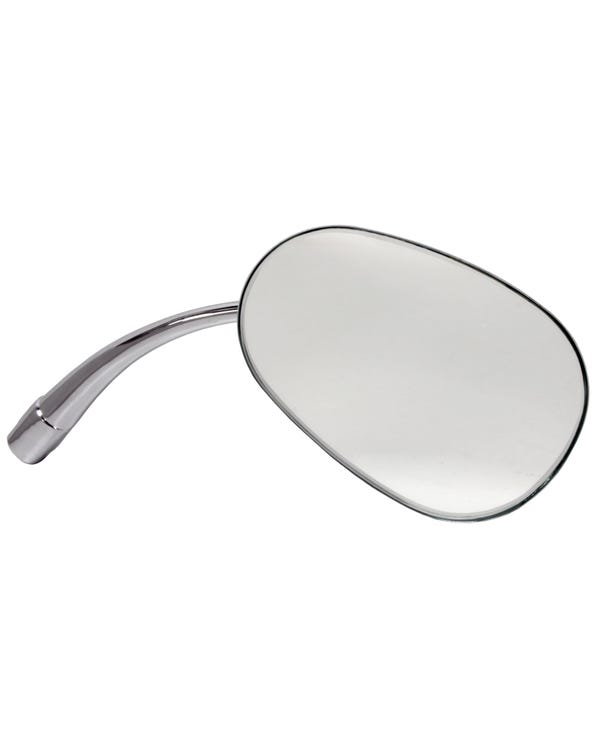 Oval Wing Mirror for the Right