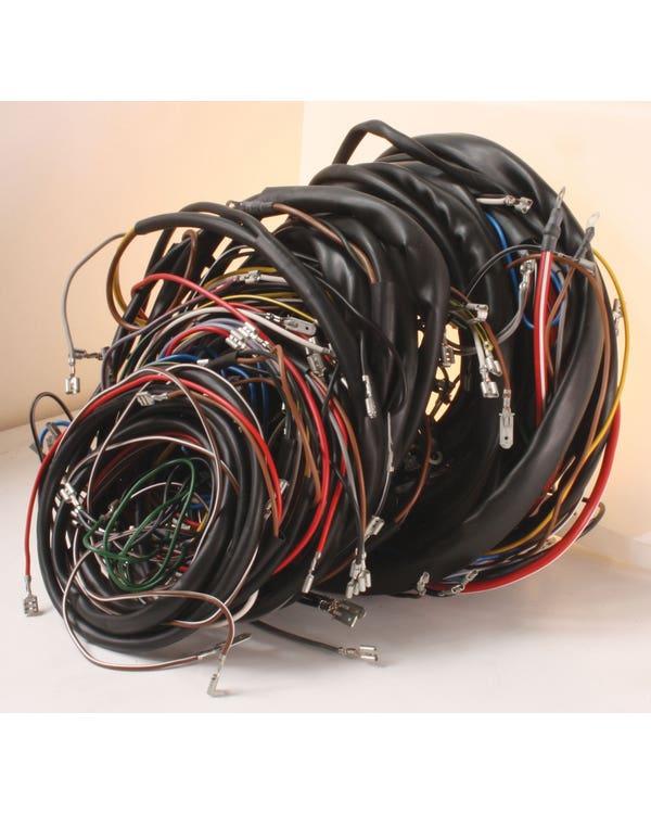 Wiring Loom Complete for Right Hand Drive Model 1302 with Diagnostic Plug