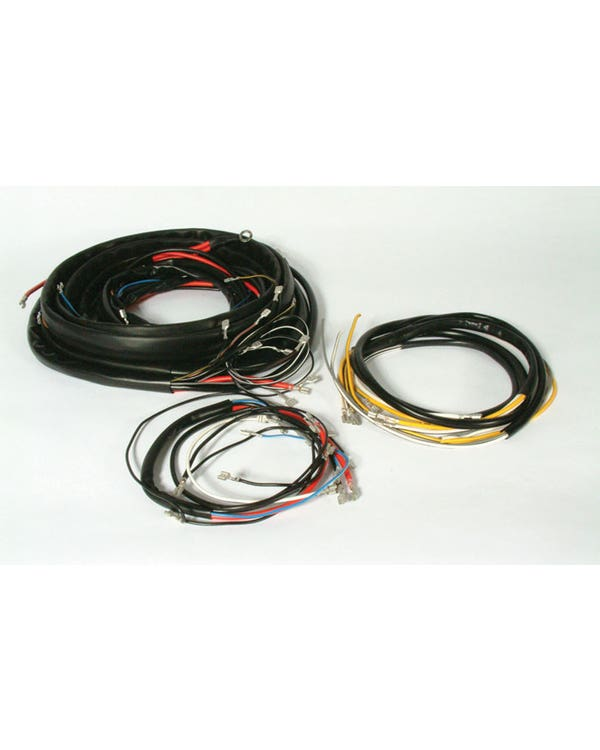 Wiring Loom Complete for Right Hand Drive Model 1303 with Bumper Mounted Indicators