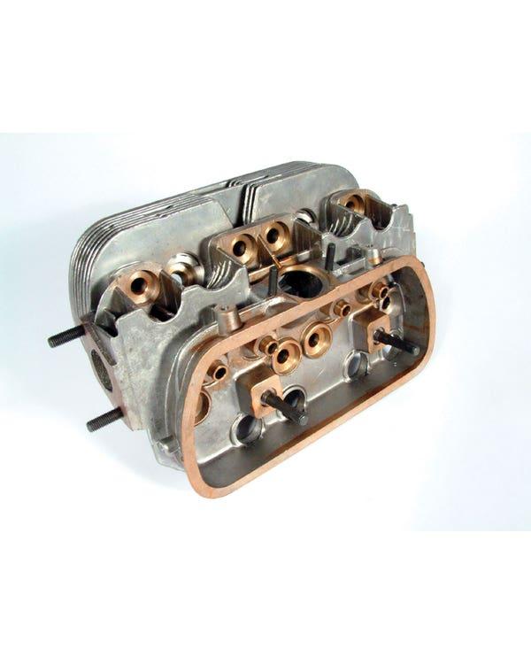 Cylinder Head Single Port 35.5 x 32mm 15-1600cc Single Valve Springs