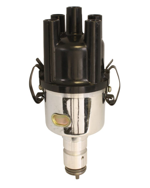 Distributor 009 in Chrome with Centrifugal Advance