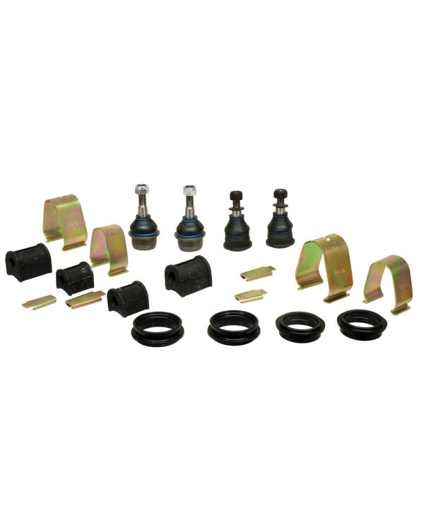 Ball Joint Kit & sway bar Overhaul Kit