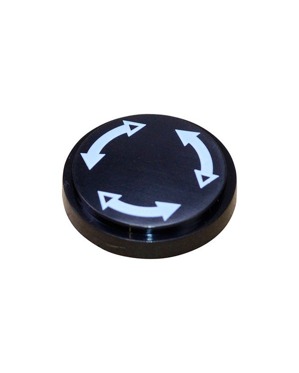 Cap for the Fresh Air Control Knob