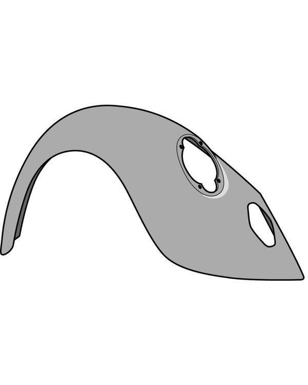 Kotflügel, hinten links, US Spec, 1303