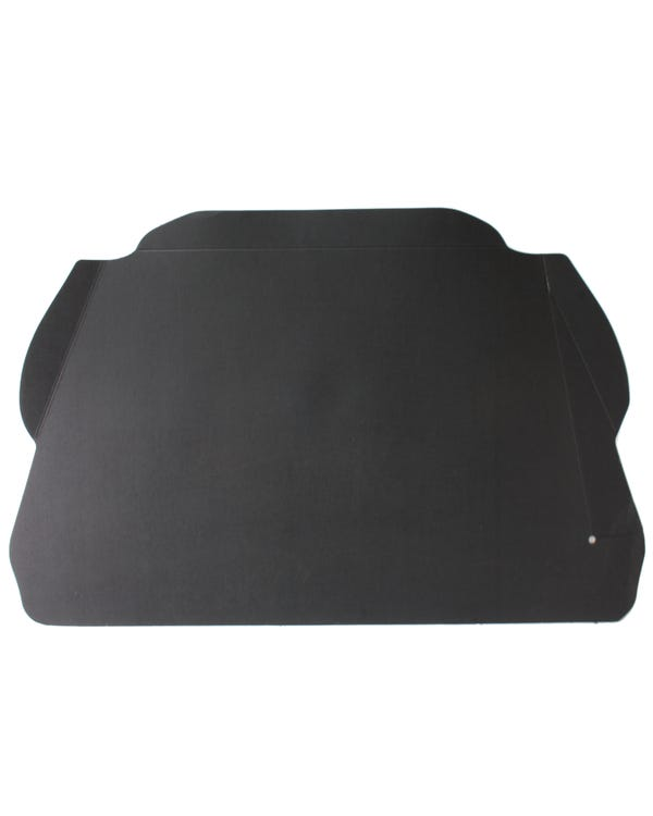 Spare Wheel Cover in Black