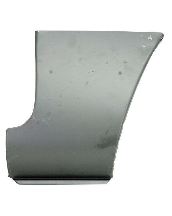Front Wing Lower Rear Repair Section Right
