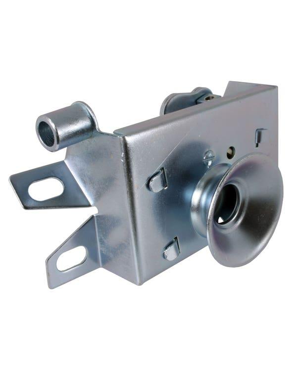 Engine Lid Lock Mechanism