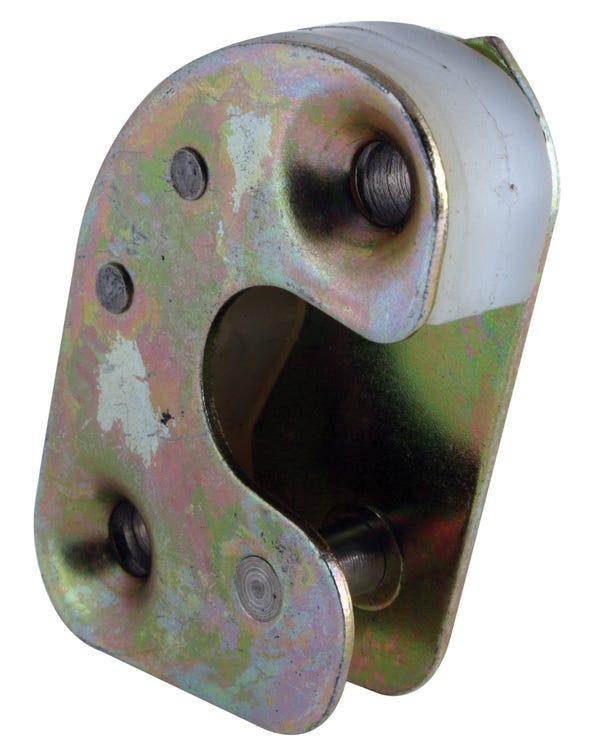 Left Door Striker Plate