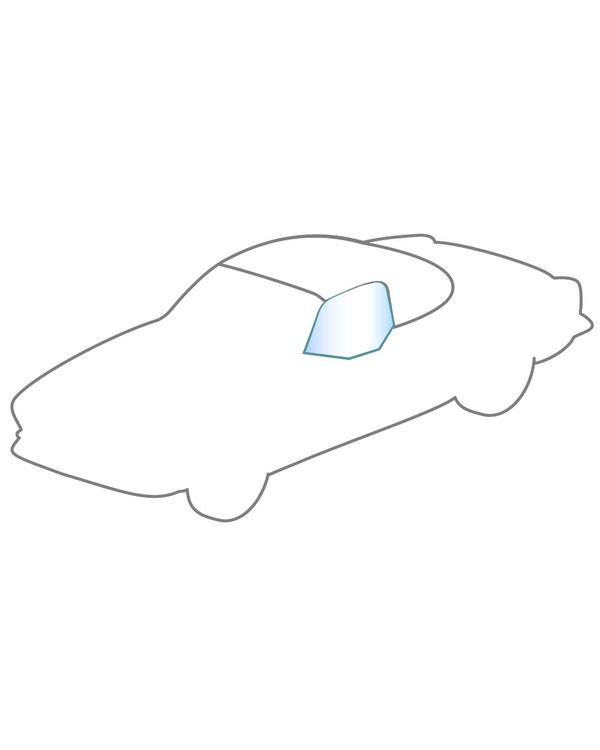 Cristal de puerta transparente izquierda para cabriolet