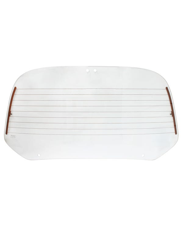 Clear Heated Rear Window for Cabriolet