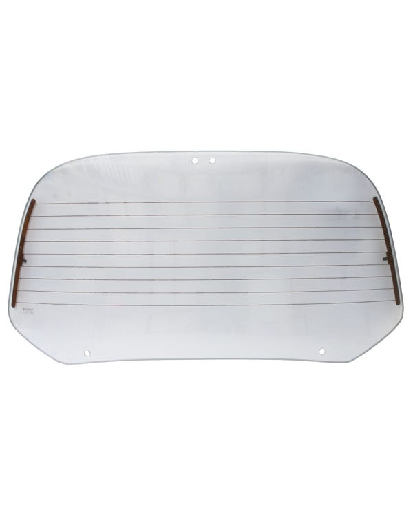 Grey Heated Rear Window for Cabriolet
