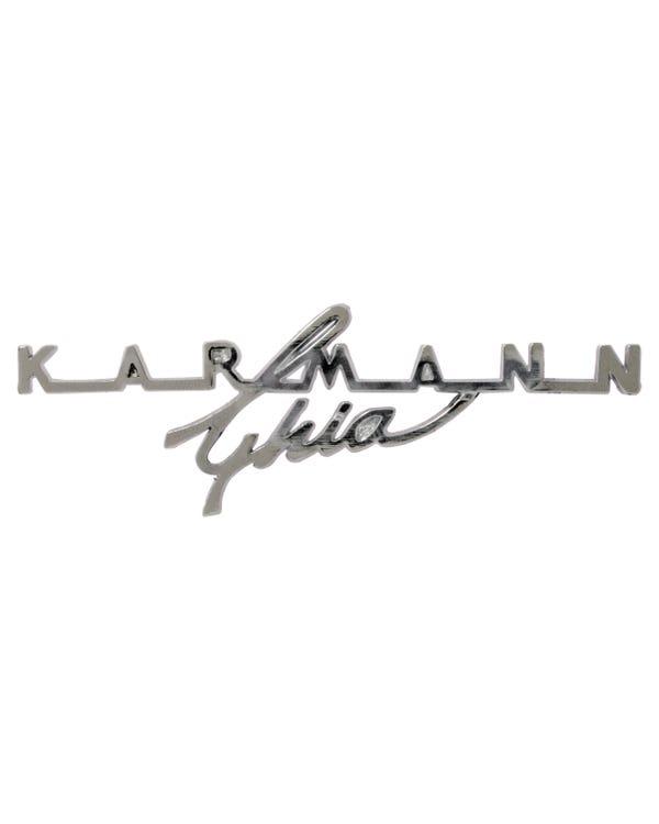 Dashboard Script - Karmann Ghia