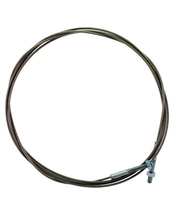 Cable de tensión de ventana trasera convertible