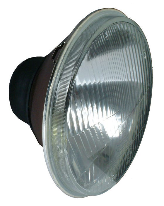 Headlight Semi-Sealed Beam Unit for US Model Left Hand Drive