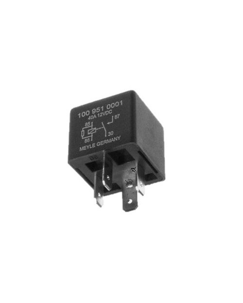Relay 4-Pin 12 Volt 40 Amp (53 relay)