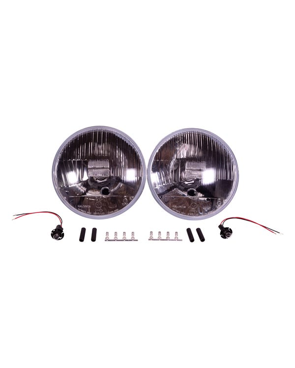 Headlight Semi-Sealed Beam Unit for US Model Right Hand Drive Pair