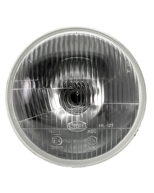 Headlight Semi-Sealed Beam Unit without Side Light for US Model Right Hand Drive