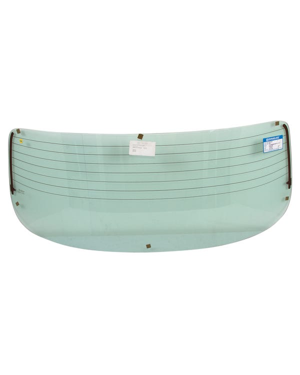 Green Heated Rear Window for Coupe