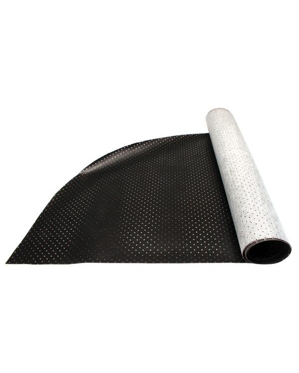 Rear Parcel Shelf Cover for Coupe Black Vinyl