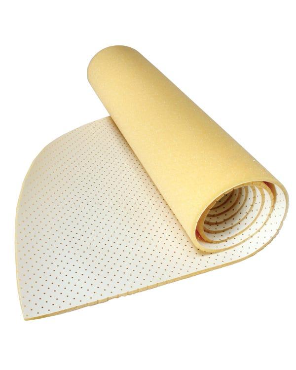 Rear Parcel Shelf Cover for Coupe White Vinyl