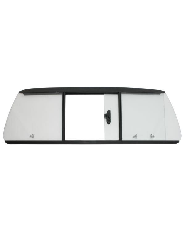 Sliding Rear Clear Window