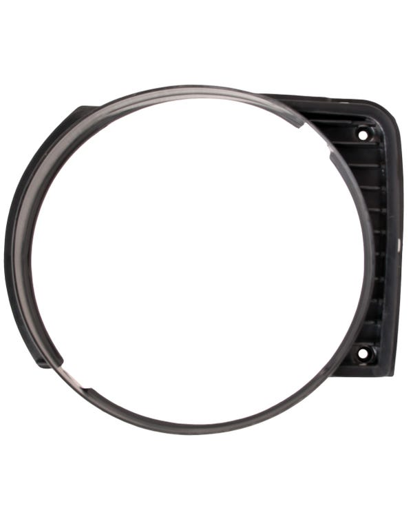 Front Grille Outer Headlamp Holder Left