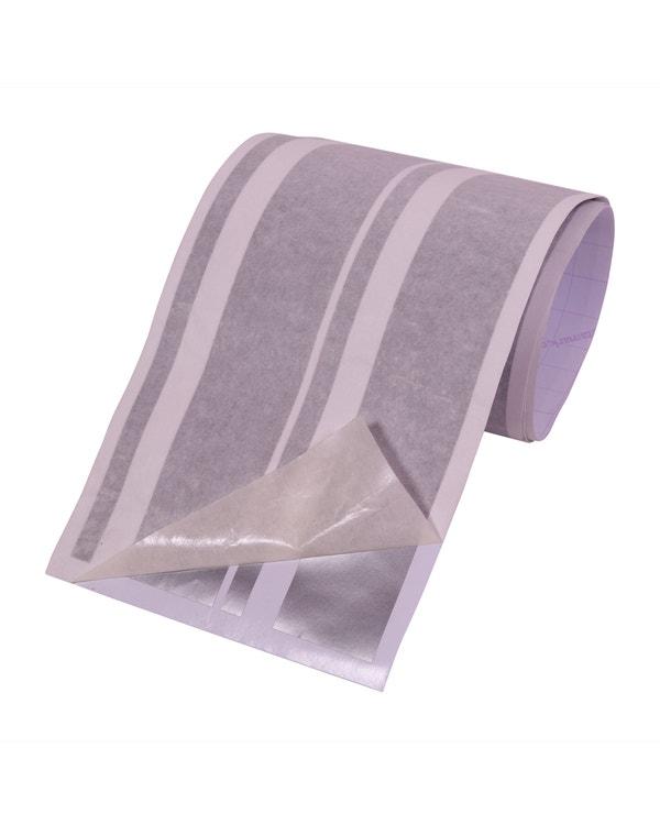 Adhesivos laterales estilo GTI en gris plata