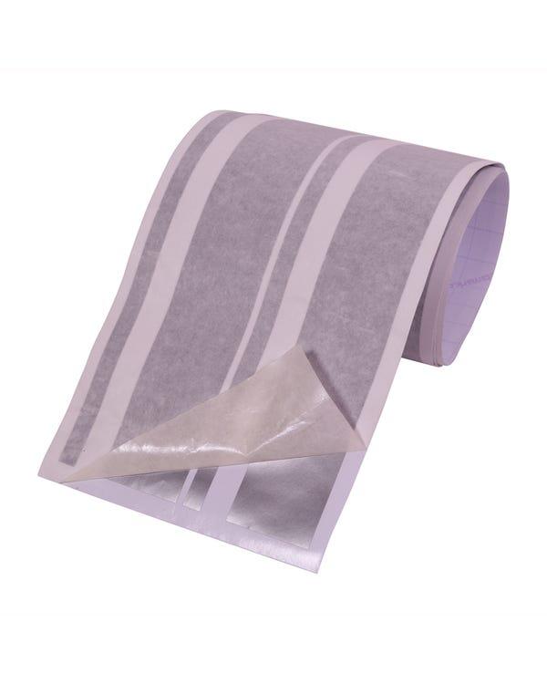GTI Style Side Stripes in Silver