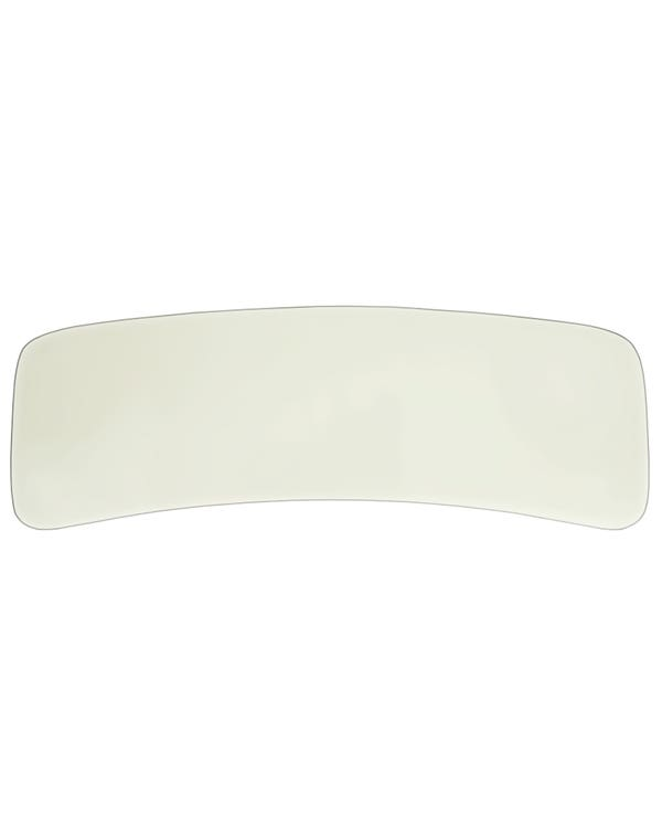 Clear windshield for Cabrio