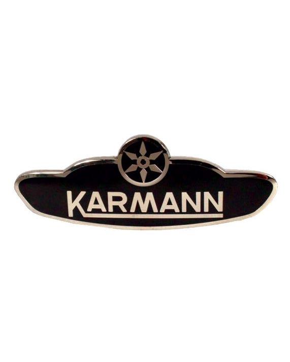 Side Badge - Karmann Emblem