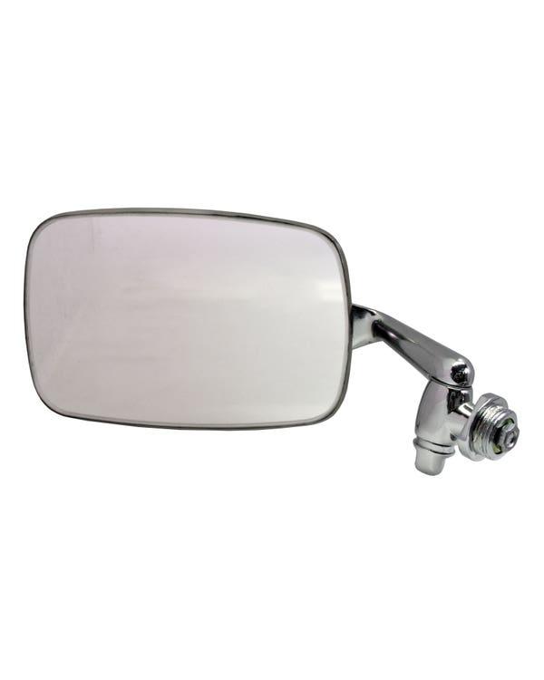 Door Mirror Chrome Left
