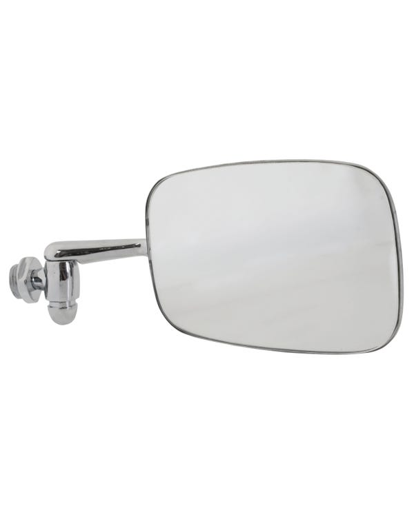 Wing Mirror, Chrome Right