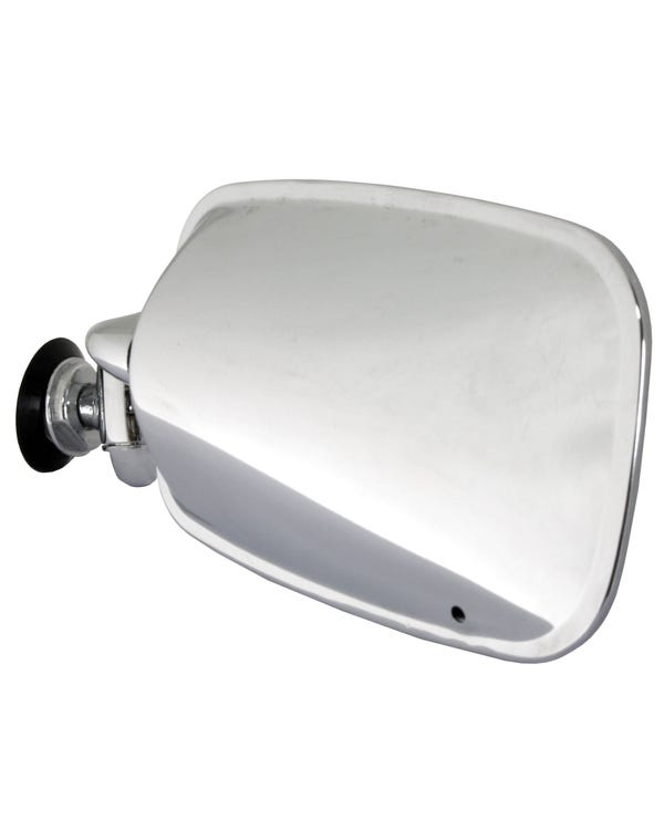 Wing Mirror with Long Arm Left for Right Hand Drive