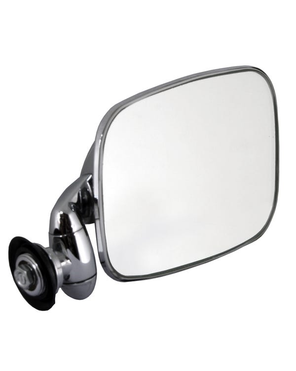 Wing Mirror with Short Arm Right for Right Hand Drive