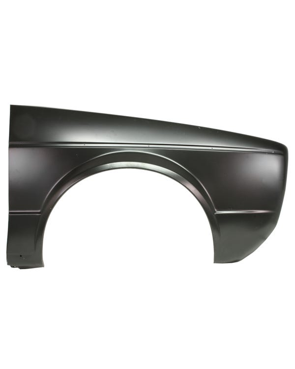 Wing Front Right Metal Bumper