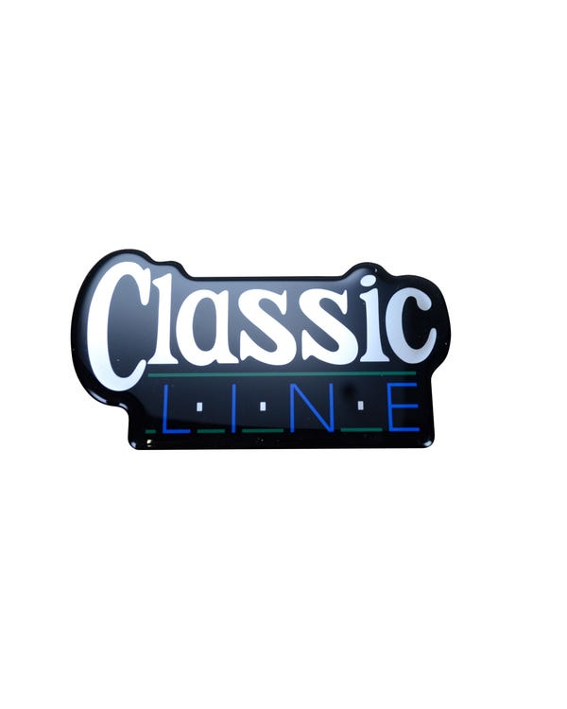 Beschriftung ''Classic Line''