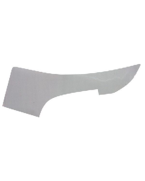 Rear Foil Stone Guard Right