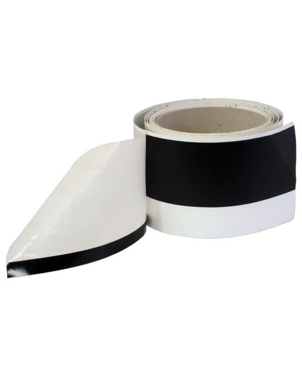 Side Stripe Kit Black Vinyl GTI