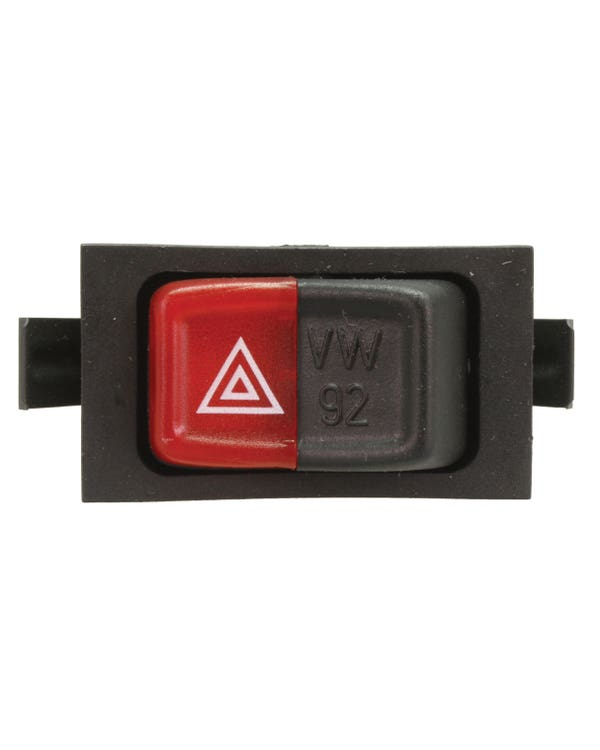 Hazard Warning Light Switch for Right Hand Drive Model