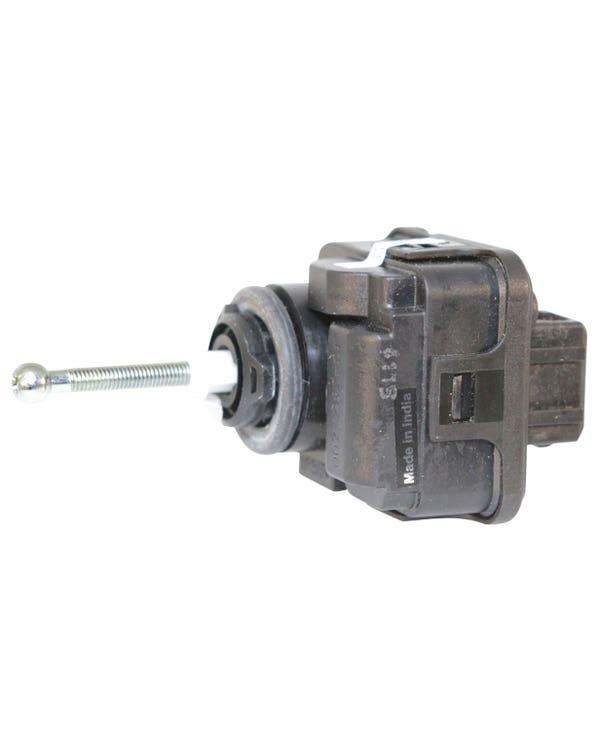Headlight Level and Range Electric Adjuster