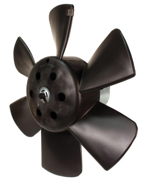 Ventilador radiador. 2 velocidades, 100/60 watios. 280mm diámetro