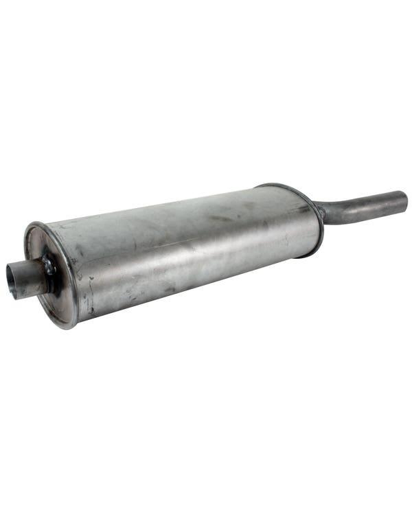 Exhaust Rear muffler for 1.8 GTI