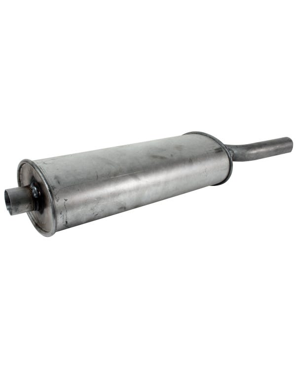Exhaust Rear muffler for 1.8 GTI