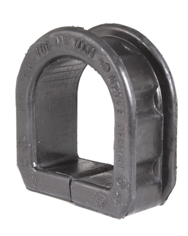 Gummilager für Lenkgetriebe, links
